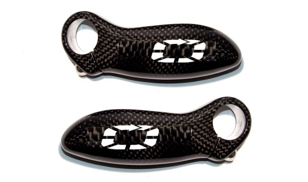 PG-501 Carbon Bar ends